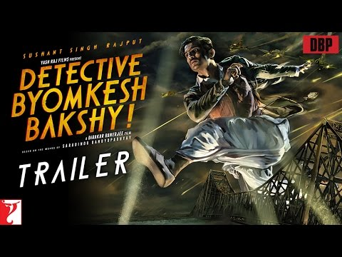 Detective Byomkesh Bakshy - Trailer with English Subtitles