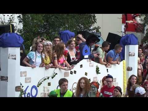 Stoppelmarkt  - Umzug und Eröffnung 2014