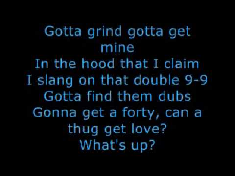 Bone Thugs n' Harmony - First of the month w/LYRICS