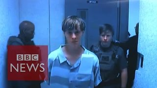 Charleston: Families of shooting victims speak to KKK  Dylann Roof