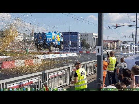 Kazan City Racing 2018 / KAMAZ-Master / 4K