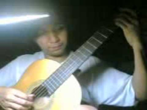Sa ugoy ng duyan (Classical GuitarFingerstyle) Incomplete