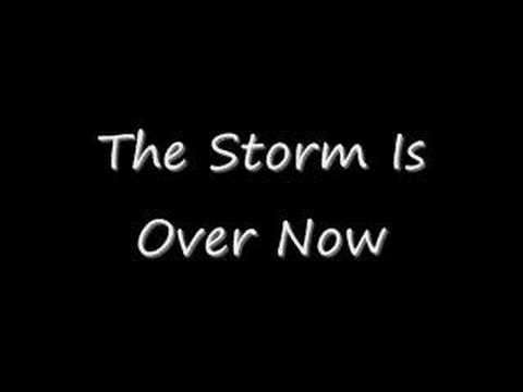 R. Kelly - The Storm Is Over Now video