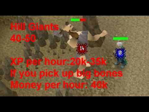 RuneScape: Strength Guide 1-99 (XP + Fast MHD) Fast Money! HIGH QUALITY (Works with 2007 SERVERS!)
