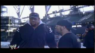 Undertaker & Limp Bizkit - Wrestlemania 19