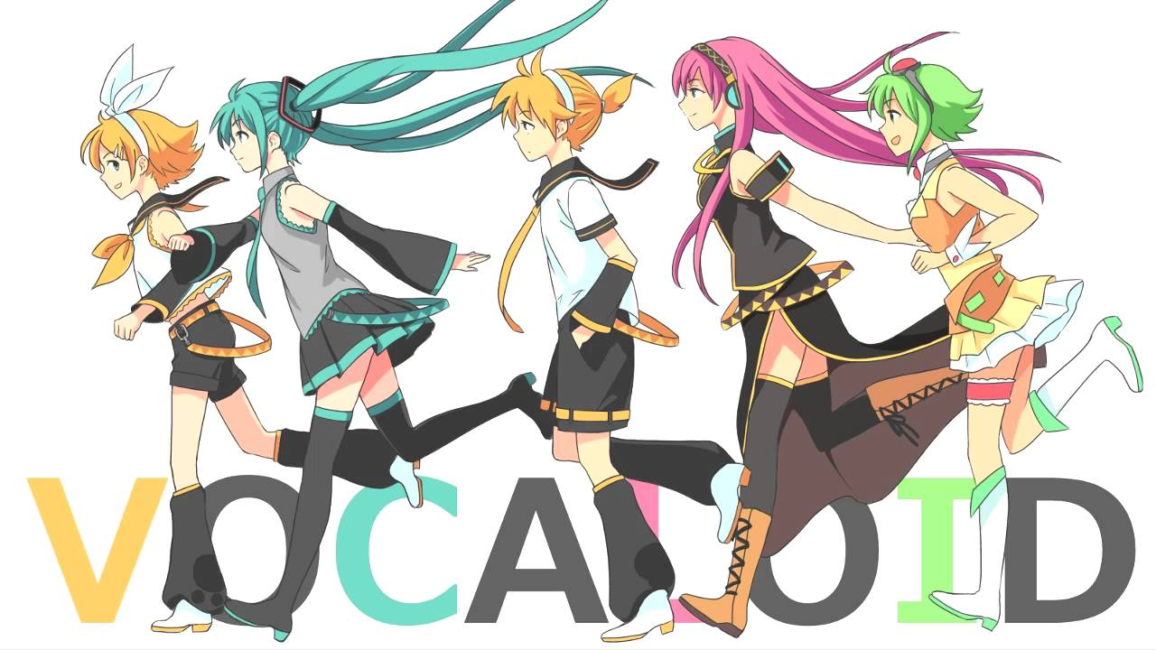 Vocaloid DJ Mix - Future Pop Music (Synthpop/2-step Garage ...
