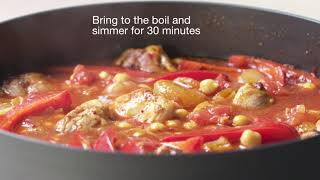 Chicken Tagine Recipe | Swim Fitness Meal Plan | Eat Well, Live Well, Swim Well