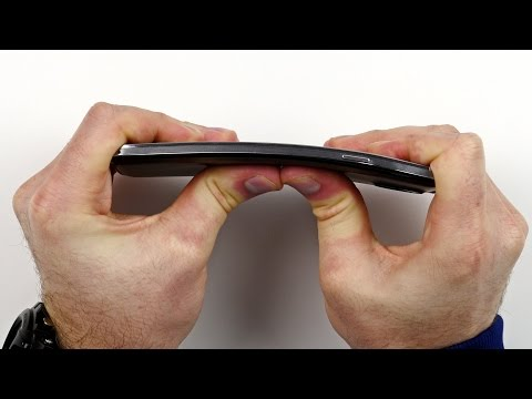 Galaxy Note 3 Bend Test (iPhone 6 Plus Follow-up)