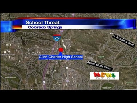Social media threat leads to extra security at Colorado Springs charter school