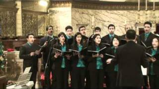 UK Malayalam CSI Parish Christmas Carols 2010 - Girinirakal Paadunnu