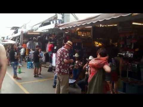 Chatuchak Weekend Market, Bangkok Thailand.