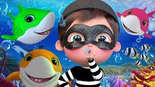 Baby Shark , Baby Shark faster , Baby Shark fast 2x , baby shark original, baby shark doo doo doo