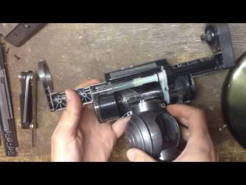 Taking apart a Dyson DC39 Triggerhead
