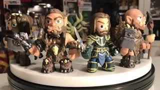 Warcraft The Beginning Mystery Minifiguren