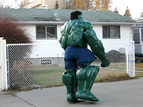 Good Hulk Costume Steves Hulk Costume