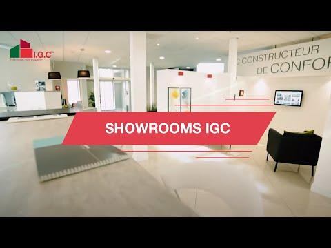 Showrooms IGC