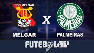 Melgar 0 x 4 Palmeiras - 25/04/19 - Libertadores