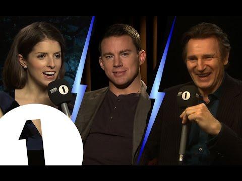 4MOF - Canning Tatum, Liam Neeson & Anna Kendrick