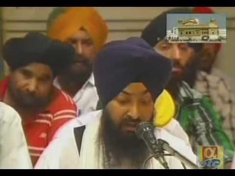 Tudh Baaj Pyaare Kev Rahan - Bhai Kamaljeet Singh Ji and Jatha
