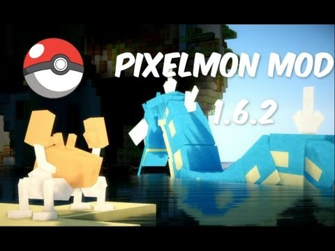 MOD: Pixelmon 1.6.2 ( BETA 2.3.1 ) REVIEW + INSTALACIÓN EN ESPAÑOL!!!!