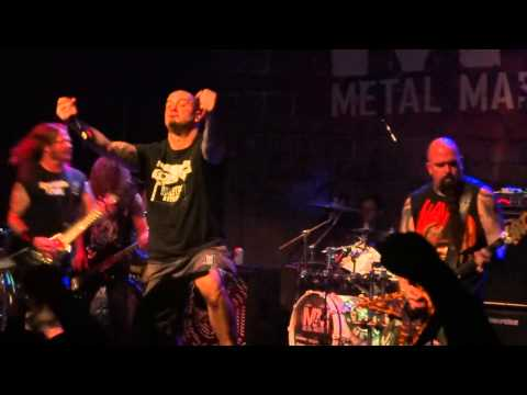 Metal Masters 4 - Mouth For War (Pantera) - Gramercy NYC - 09.07.12