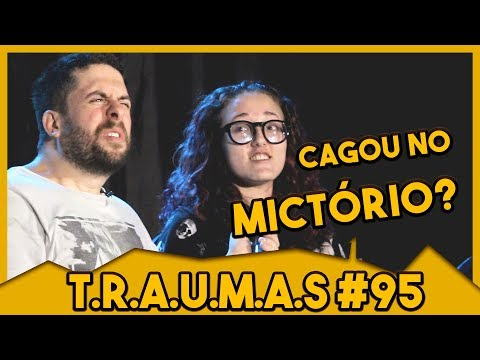 T.R.A.U.M.A.S. #95 - FLAGRADO NO MICTÓRIO (NOVA IGUAÇU, RJ) Vídeos de zueiras e brincadeiras: zuera, video clips, brincadeiras, pegadinhas, lançamentos, vídeos, sustos