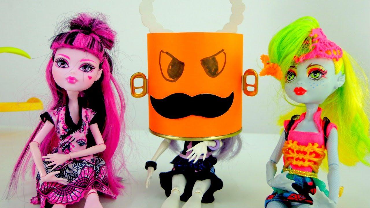 Поделки для кукол монстер хай своими руками 40
