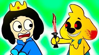 ¡MIKECRACK AND THE SECRET OF MIKELLINO 💎🔪! - MINECRAFT PIKACHU MIKE 2 vs LADREMOS GUAU REACTION