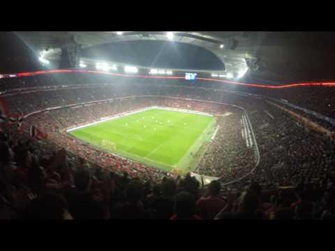 Bayern München 1 - 0 SL Benfica - München - Allianz Arena