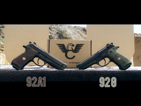 Wilson Combat Beretta - 92G & 92A1