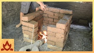 Primitive Technology: Fired Clay Bricks