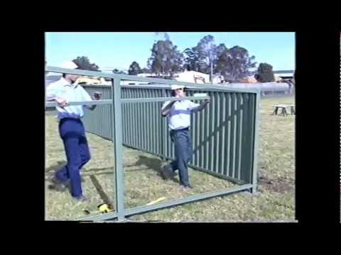 Fence Installation Youtube
