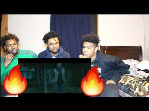 HE UP NEXT🔥 NF - Let You Down {REACTION!!}