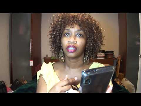 Why I don't pick up the phone ...  GloZell