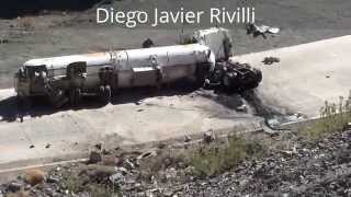 Accidente en Ruta 60-CH - Chile