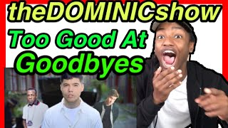 Sam Smith - Too Good At Goodbyes (PARODY) ft. Shawn Mendes & Yo Gotti By theDOMINICshow Reaction