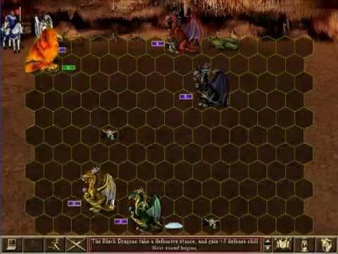 Утопия Драконов/Dragon Utopia[HoMM3][Tactic][Dirty_Player]