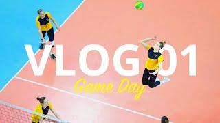 Vlog 01 - Game Day