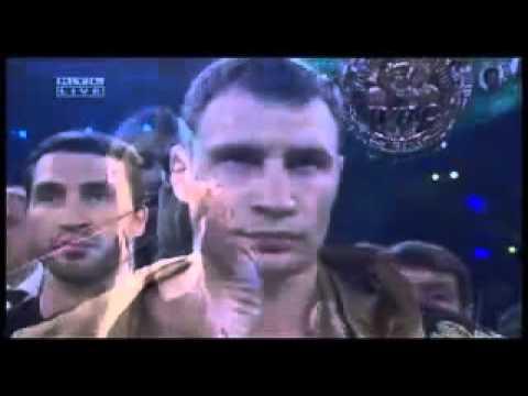 Виталий Кличко против Хуана Карлоса Гомеса