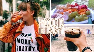 What I eat in a week - Food Diary aus Brasilien - vegan & vegetarisch | Mirellativegal