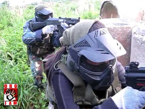 OROJAM 10: Cagayan de Oro City, Airsoft Battle at Indahag (Gold Star Daily Farm)
