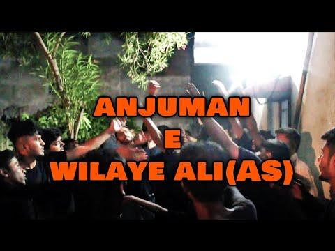 Azadari   Anjuman e Wilaye Ali ع   Pursadari   Vatva,  Ahmedabad