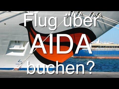 Flug Über AIDA Oder Selbst Buchen? - AIDA Guide