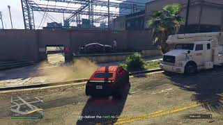 Grand Theft Auto V how did he end up here