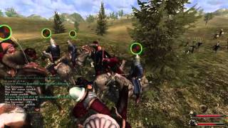 Mount&Blade-With Fire And Sword-Bölüm-1-1 Saat mi ???