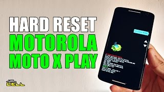 Hard Reset no Moto X Play XT1563 (Com Android 5.1.1) #UTICell