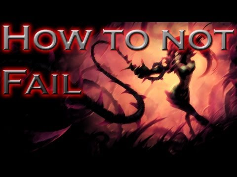 How to not fail as Zyra!