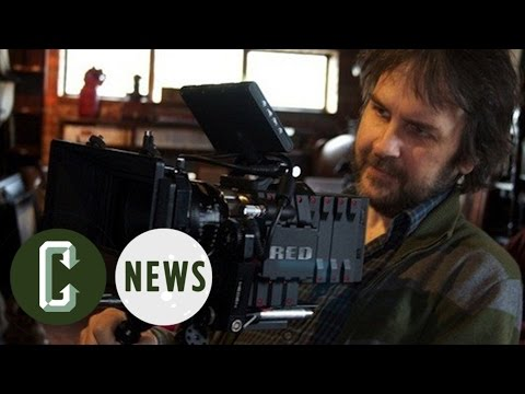 Peter Jackson Is Working on Tintin 2 & A Secret Steven Spielberg Project