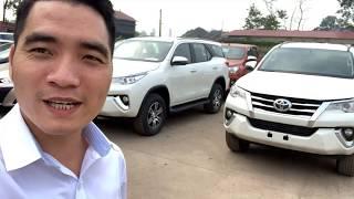 Chưa bao giờ Fortuner giảm giá nhiều đến thế tháng 7 và 8 -Toyota Thái Nguyên