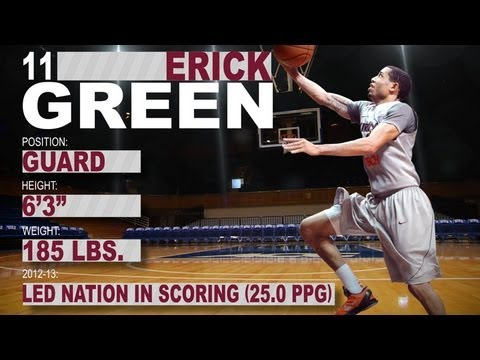 Erick Green - Virginia Tech - Official Highlights - 2013 NBA Draft